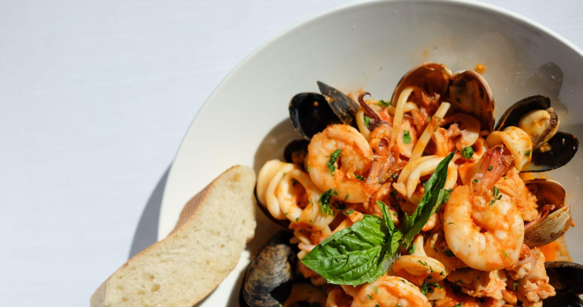 seafood italian